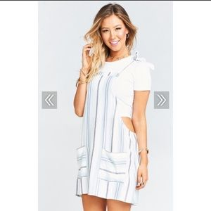 Show Me Your Mumu Maxwell Mini Dress
